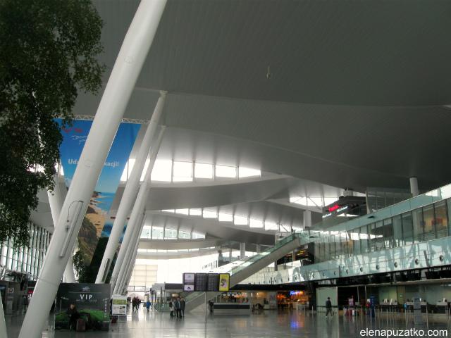 аеропорт вроцлав фото 4