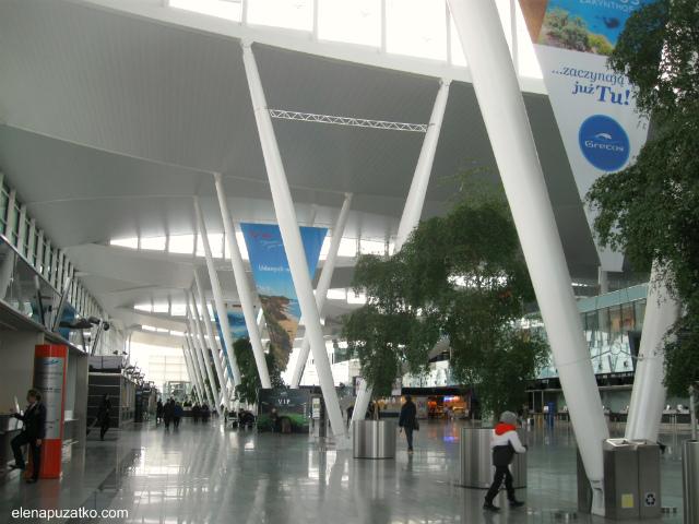 аеропорт вроцлав фото 1