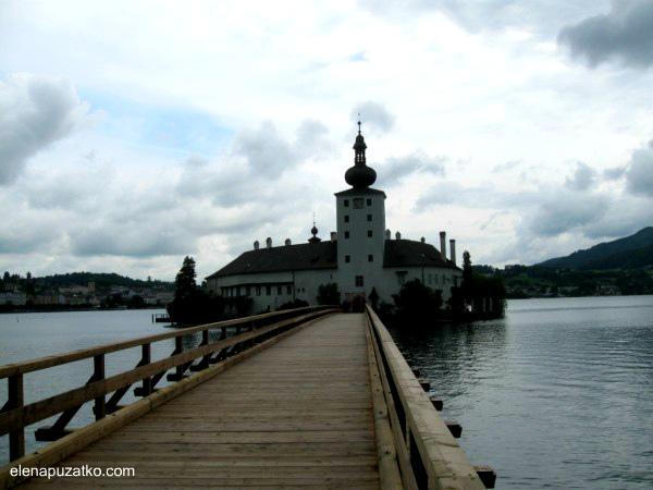 озерний замок орт австрія фото 1