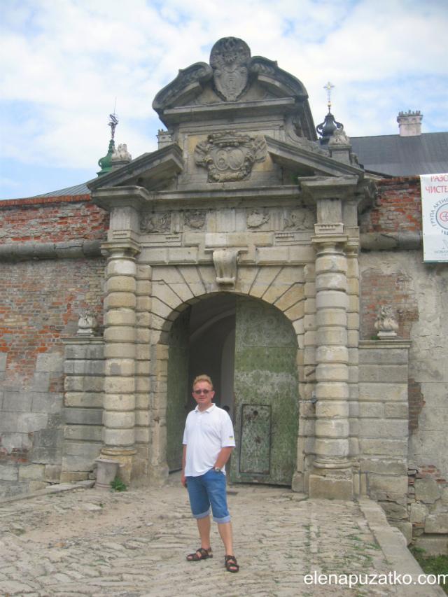 підгорецький замок легенда україна фото 12