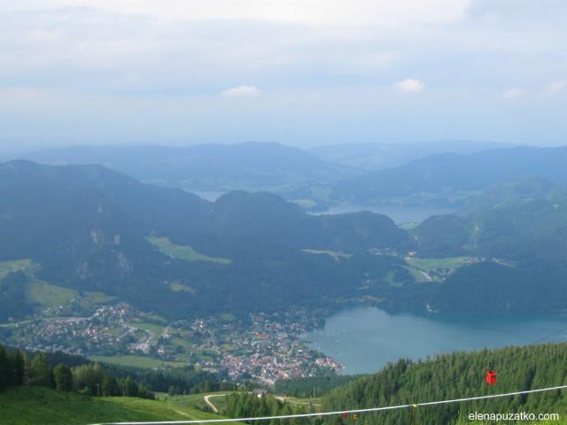 озеро вольфгангзее санкт-гільген фото 8