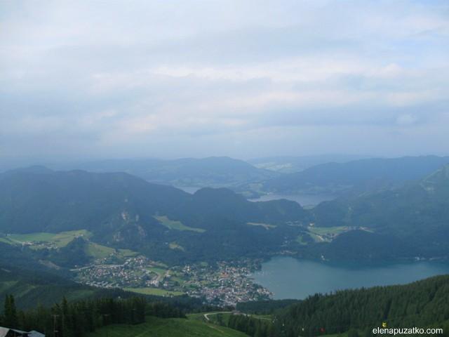 озеро вольфгангзее санкт-гільген фото 16