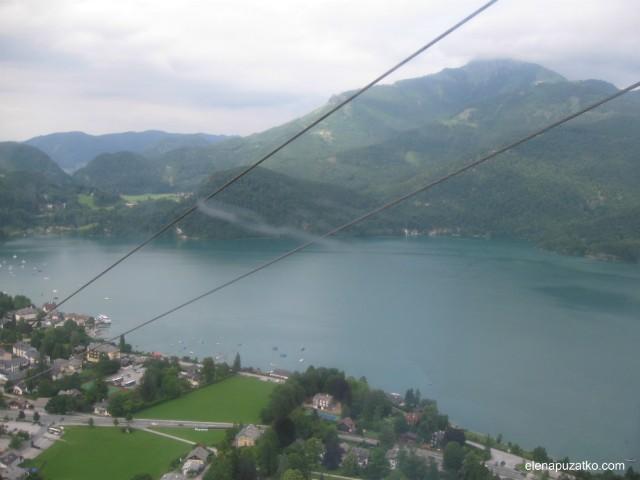 озеро вольфгангзее санкт-гільген фото 4