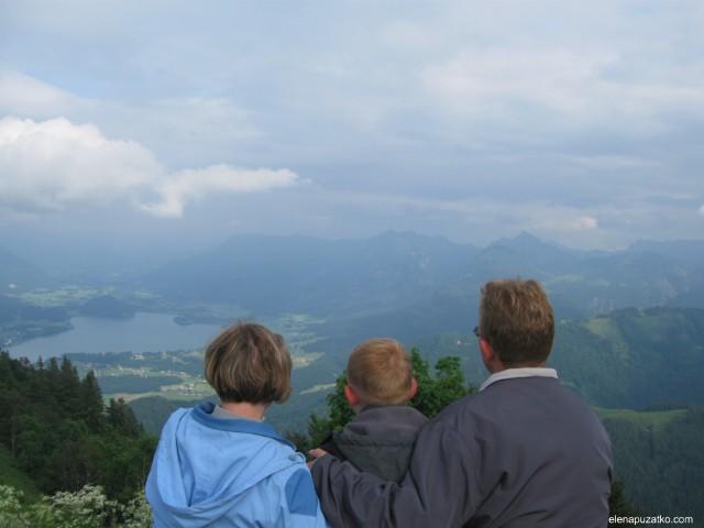 озеро вольфгангзее санкт-гільген фото 14