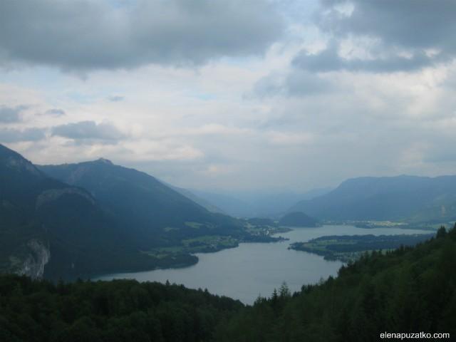 озеро вольфгангзее санкт-гільген фото 18