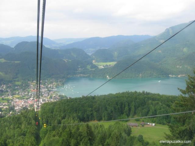 озеро вольфгангзее санкт-гільген фото 7