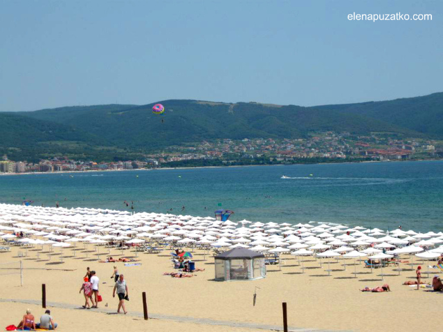 болгарія сонячний берег  готель tiara beach фото 2