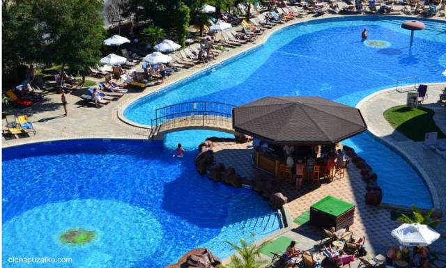 болгарія сонячний берег  готель tiara beach фото 4