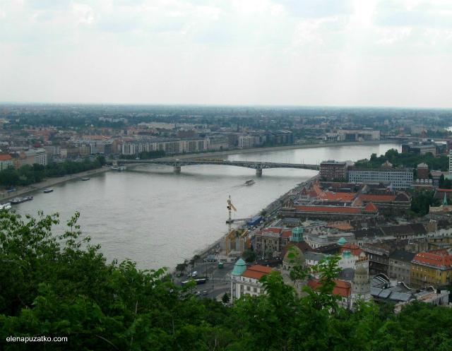 будапешт гора геллерт  угорщина фото 6