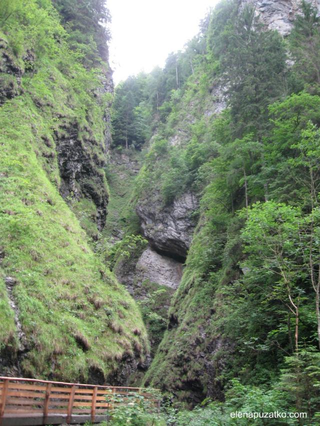 ліхтенштейнська ущелина фото 3