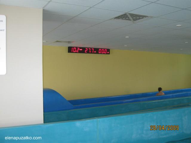 аквапарк акваворд будапешт угорщина фото 5