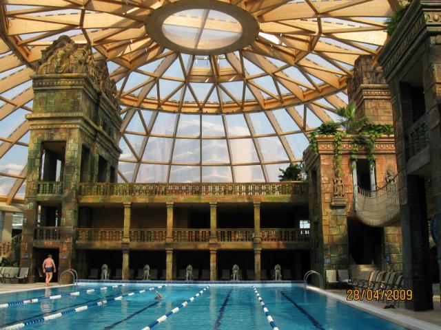 аквапарк акваворд будапешт угорщина фото 3