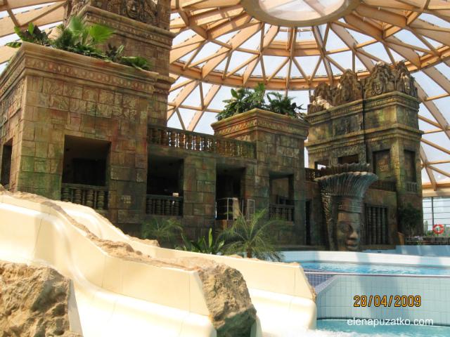 аквапарк акваворд будапешт угорщина фото 1
