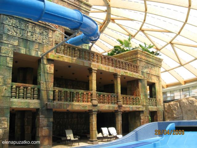аквапарк акваворд будапешт угорщина фото 2