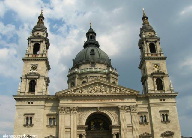 собор святого іштвана  будапешт угорщина фото 1