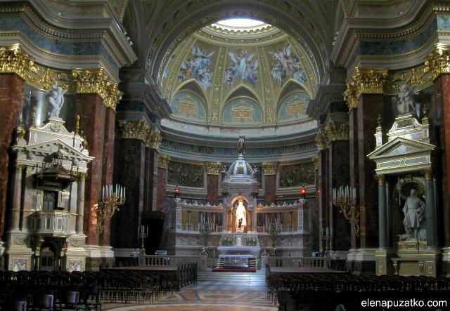 собор святого іштвана  будапешт угорщина фото 2