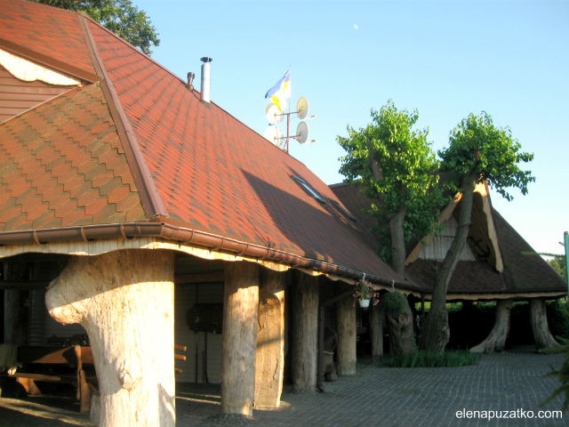 зелений туризм садиба синиця богуслав україна фото 1