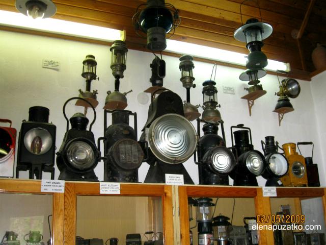 музей ламп жамбек угорщина фото 7