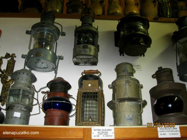 музей ламп жамбек угорщина фото 6