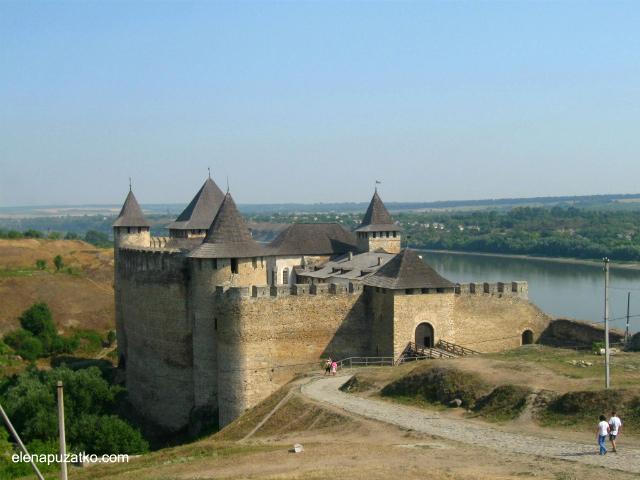 хотин фортеця україна фото 1