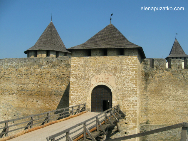 хотин фортеця україна фото 6