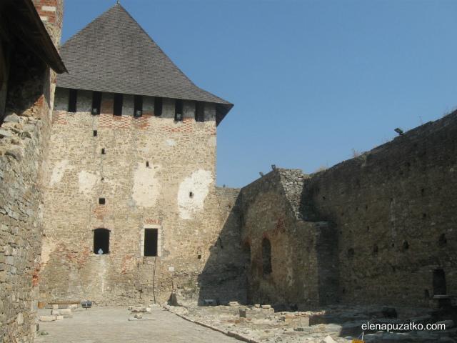 хотин фортеця україна фото 3