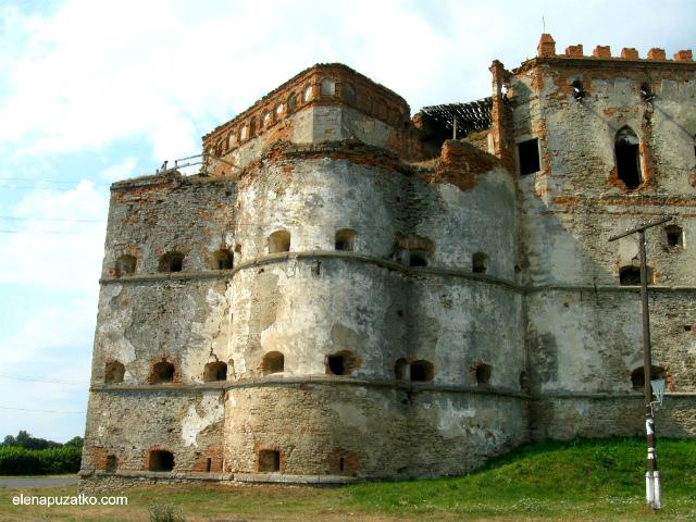 меджибіж замок україна фото 2