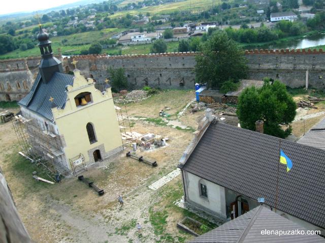 меджибіж фортеця україна фото 10