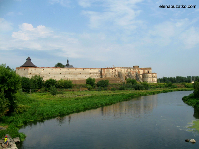 меджибіж замок україна фото 1