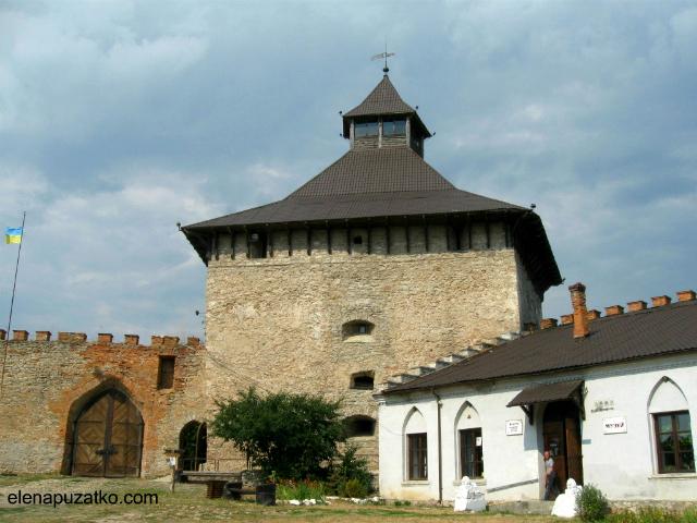 меджибіж замок україна фото 5