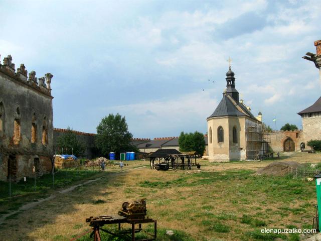меджибіж фортеця україна фото 4
