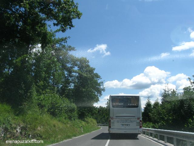 на машині в словенію фото 12