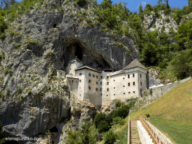 пред'ямський замок словенія фото 2