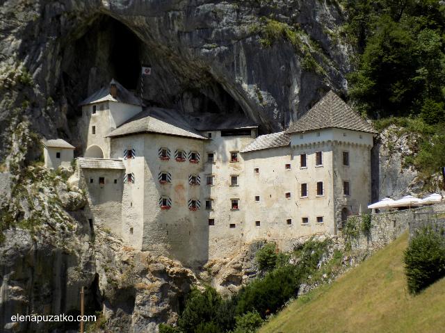 пред'ямський замок словенія фото 4