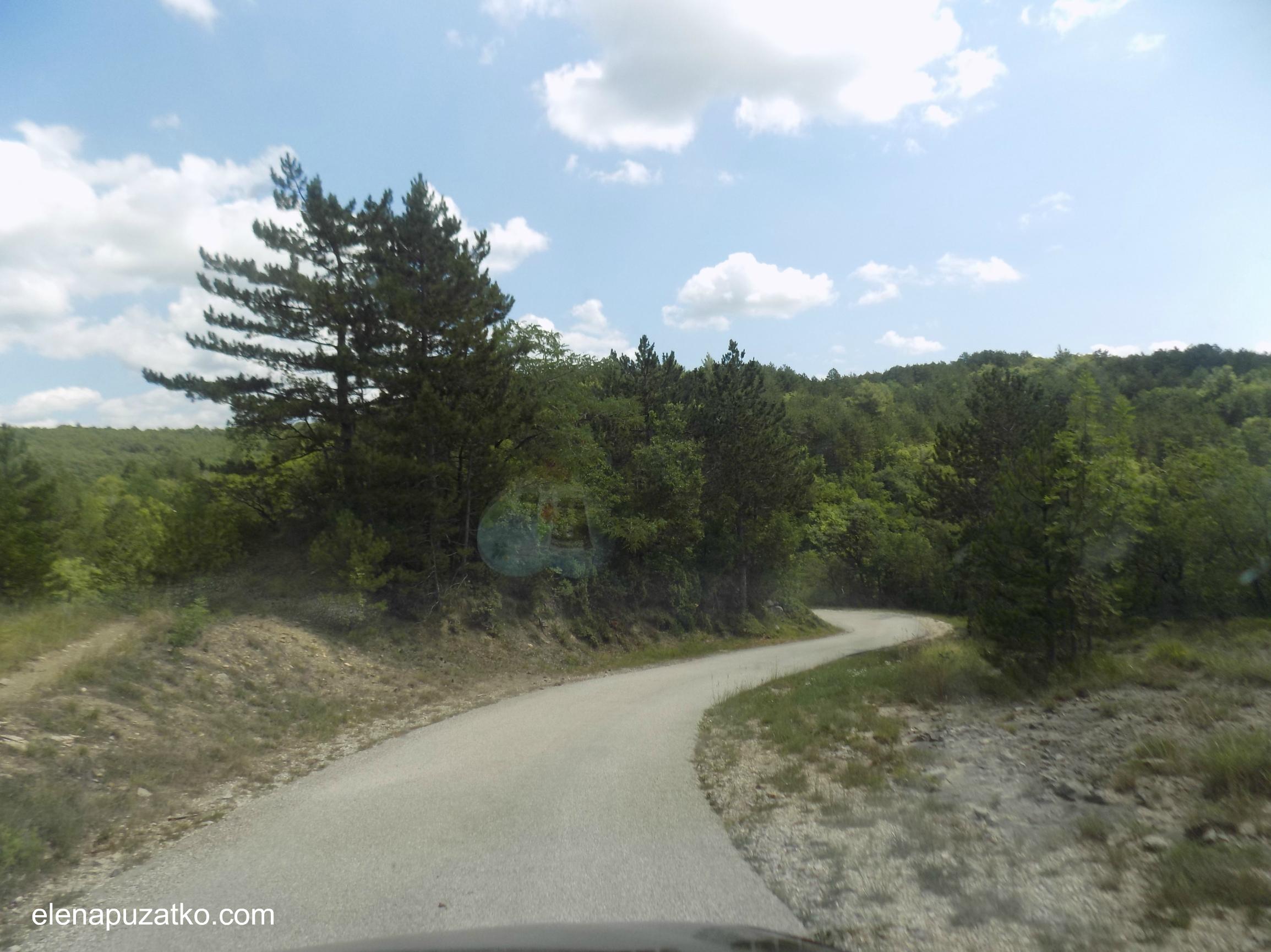 на машині в хорватію фото 16