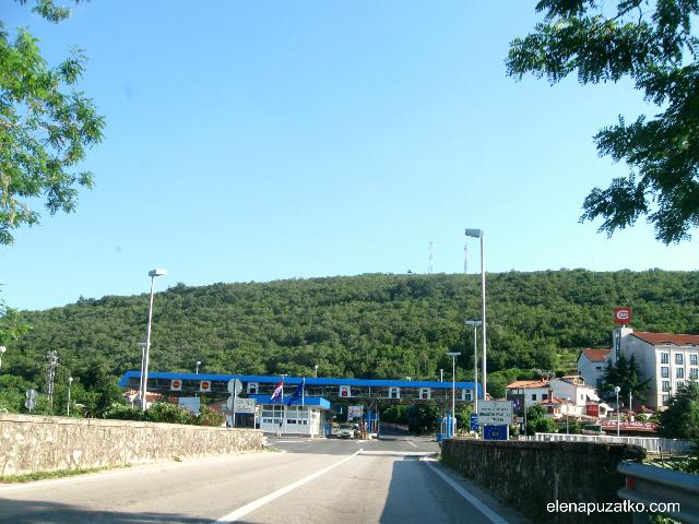 на машині в словенію фото 17