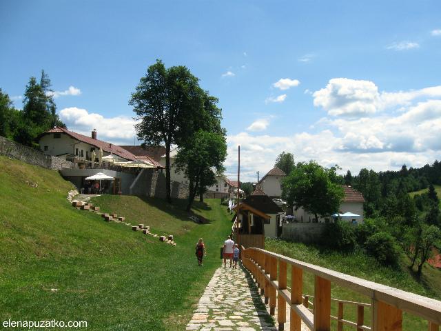 пред'ямський замок словенія фото 7