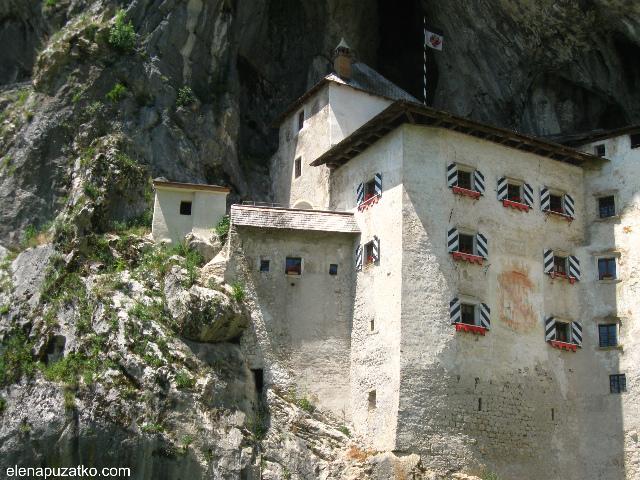 пред'ямський замок словенія фото 3