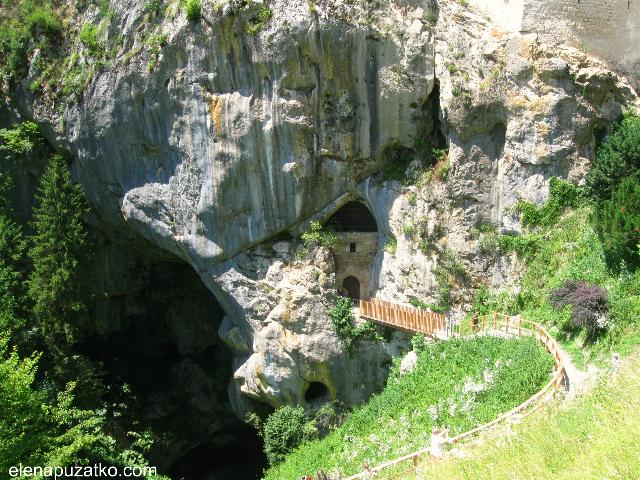 пред'ямський замок словенія фото 5