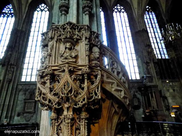відень собор святого штефана фото 12