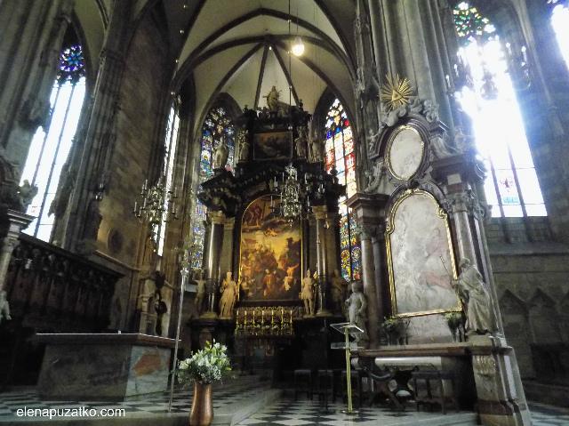 відень собор святого штефана фото 13