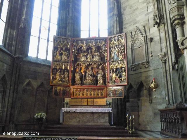 відень собор святого штефана фото 16