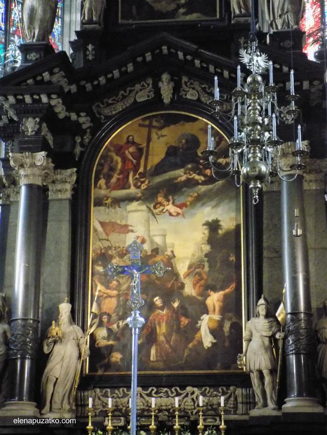 відень собор святого штефана фото 14