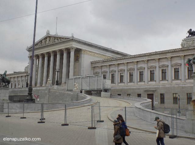 відень парламент фото 1