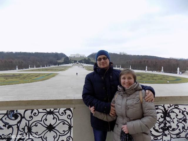 відень палац шенбрунн фото 13