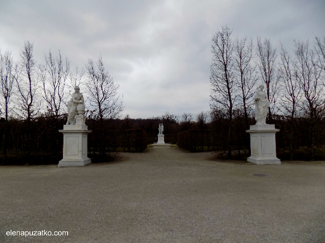 відень палац шенбрунн фото 12