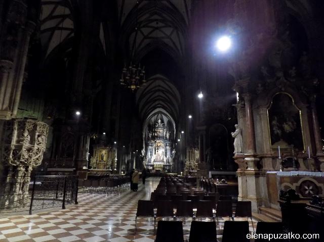відень собор святого штефана фото 2