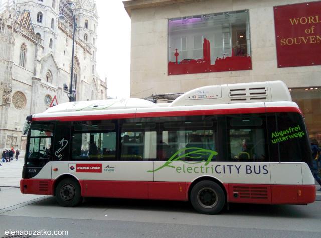 громадський транспорт відня фото 8