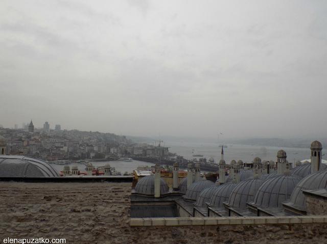 мечеть сулейманіє стамбул фото 2