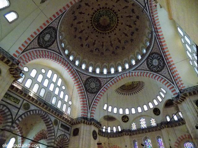мечеть сулейманіє стамбул фото 10